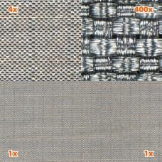 HF + LF  / polyamide métallisé HNG100 / Largeur 145 cm / 1 mètre linéaire
